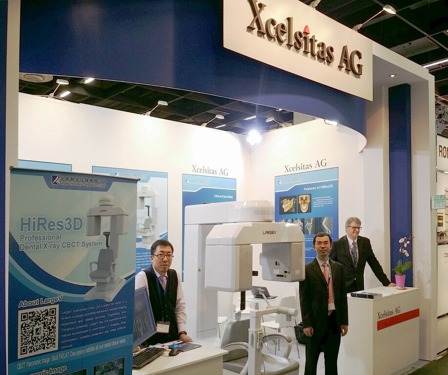Xcelsitas and LargeV at IDS 2015